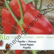 "Перец сладкий ""ПИКИЛЬО БИО"" (Piquillo BIO)  10 семян"